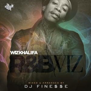 Image of R&B WIZ MIX (WIZ KHALIFA FEATURES & REMIXS)
