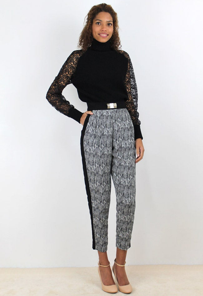 Image of PRINT PANTS