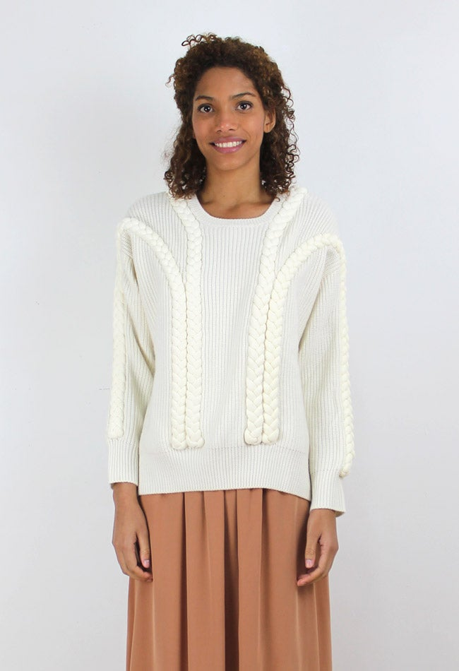 Image of BRAID PULLOVER