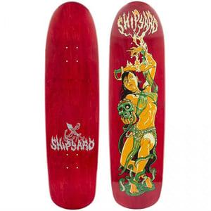 "Image of Shipyard Skates ""Natasha the Belly Dancer"" deck"