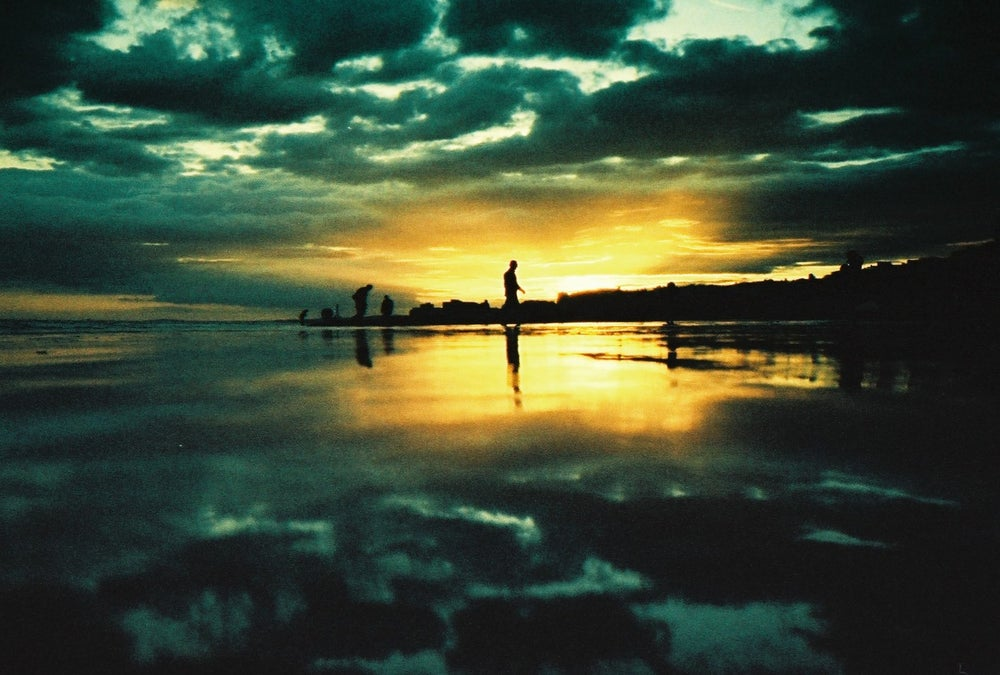 """Image of """"a place to reflect"""" limited edition print"""