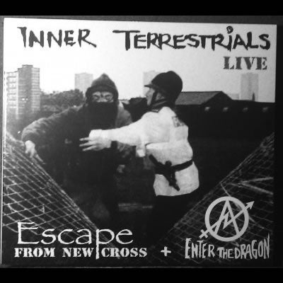 Image of Escape From New Cross / Enter The Dragon cd