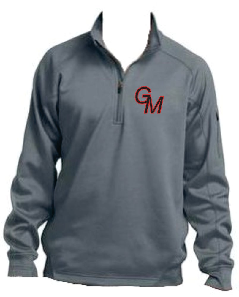 Image of 1/4 Zip Pullover