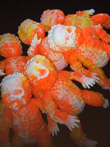 Image of Candy Corn Puke Edition Gergle