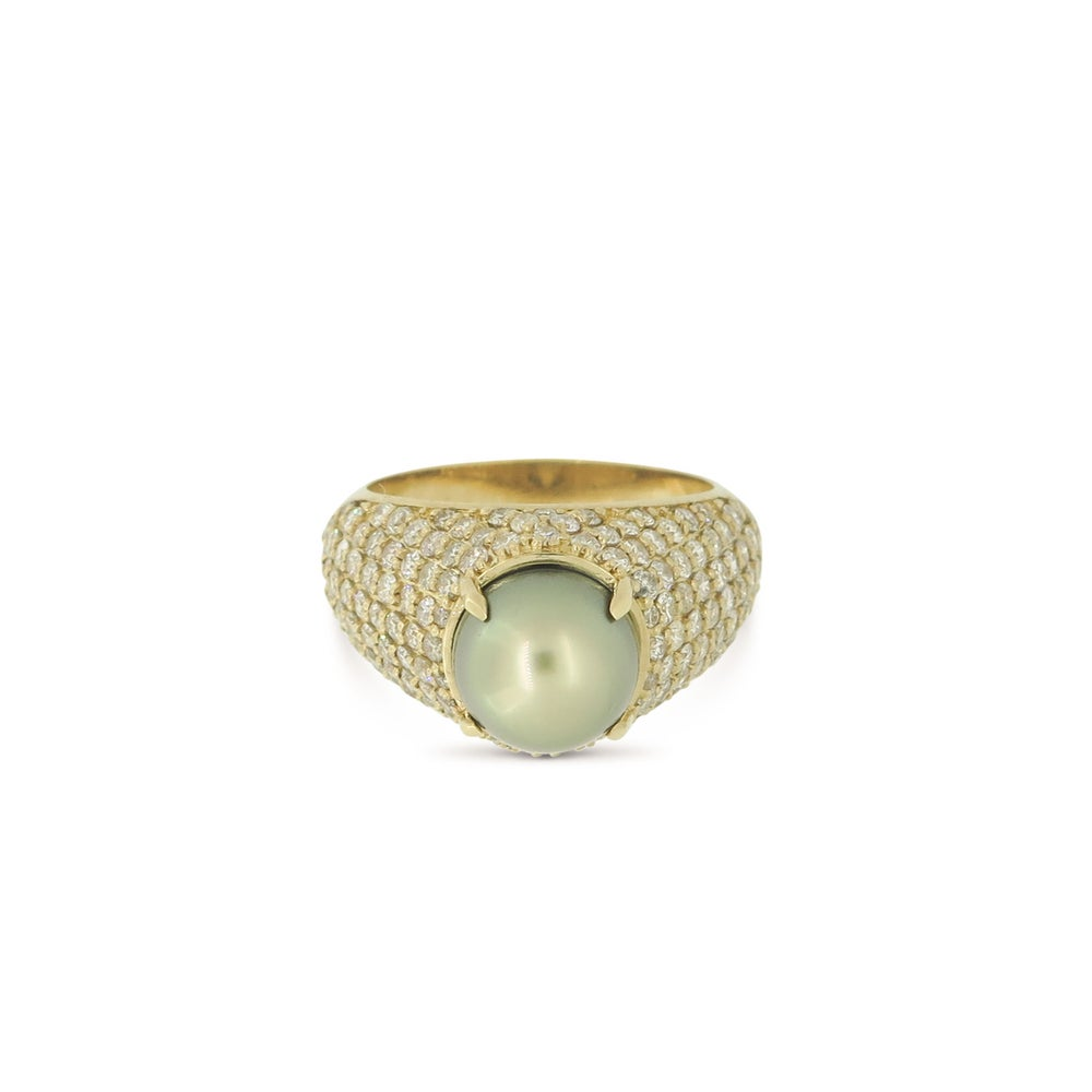 Image of Alpine Pearl Ring