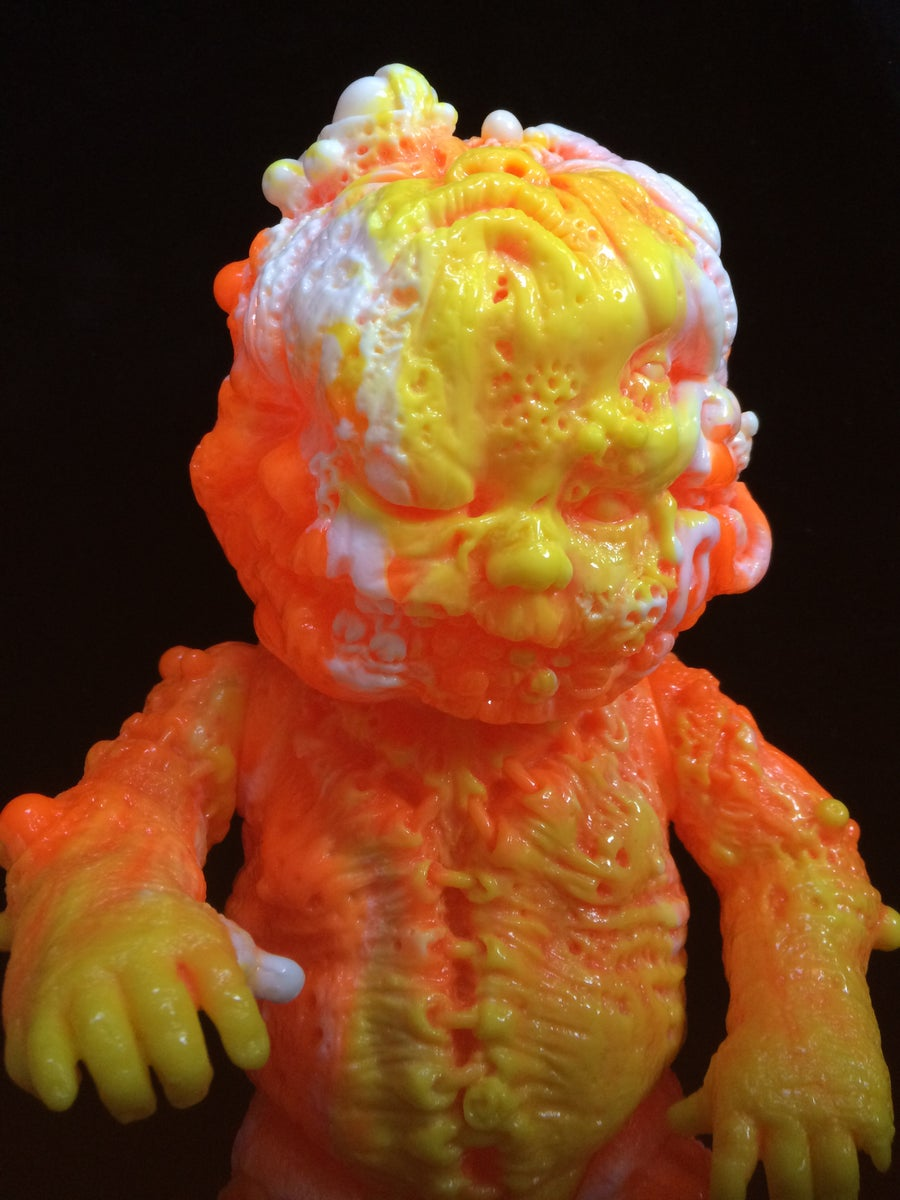Image of DCON RELEASE: Candy Corn Puke Edition AZSB