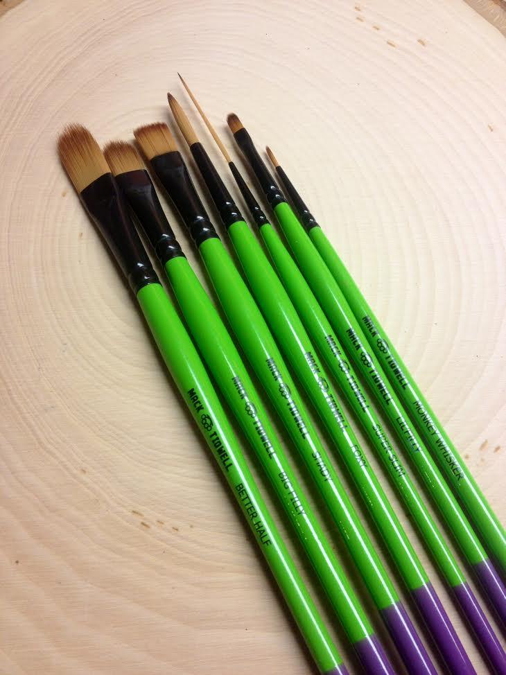 Image of Monster Stix - Paintbrush Set