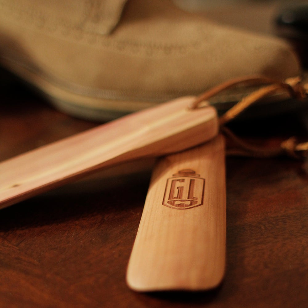 Image of Cedar Shoe Horn