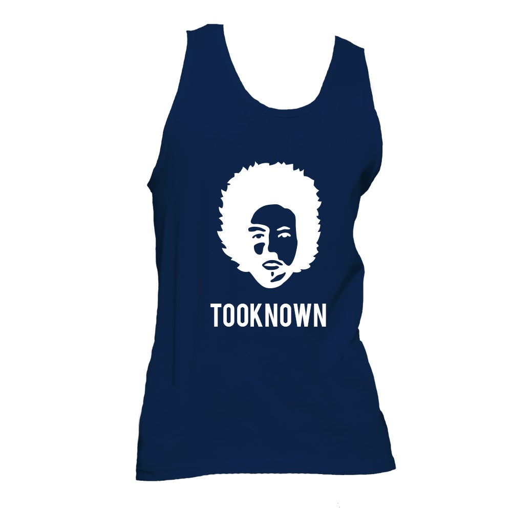 Image of TooKnown Classic Tank | Navy