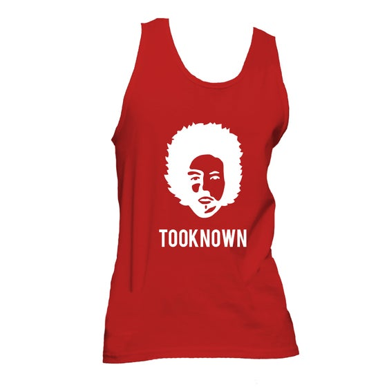 Image of TooKnown Classic Tank | Red