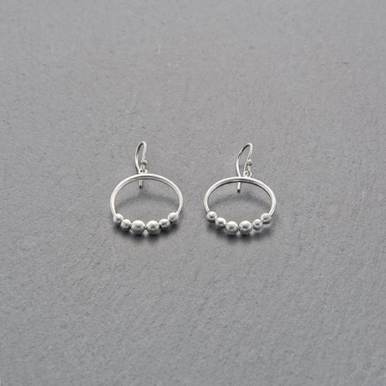 Image of Ampara Earring Silver
