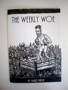 "Image of ""The Weekly Woe"" comic"