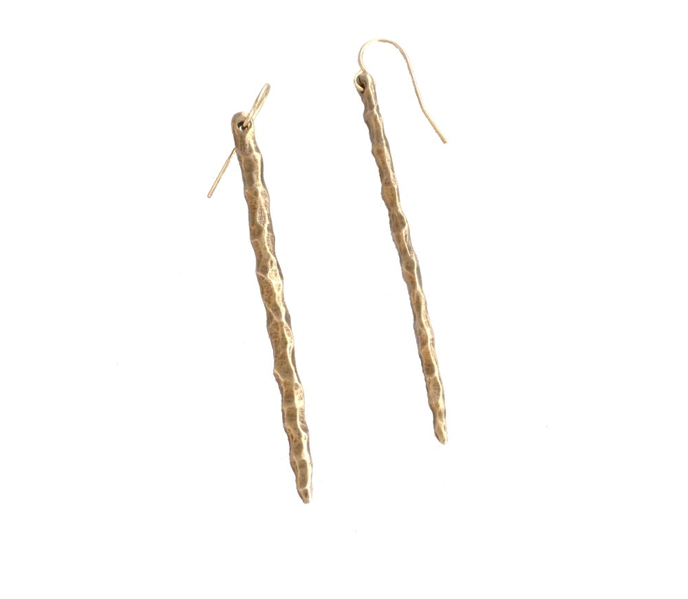 Image of Iris Earrings