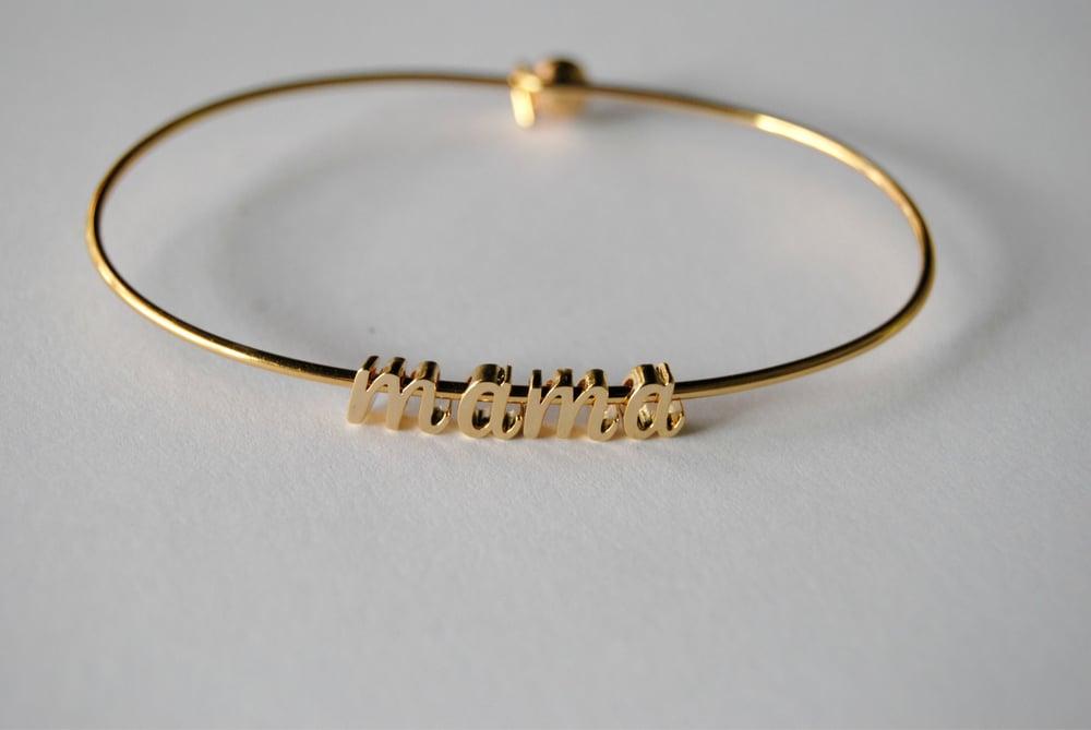 Image of mama bracelet