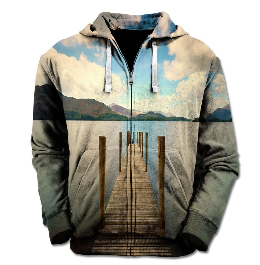 Image of The Pier Zip Up