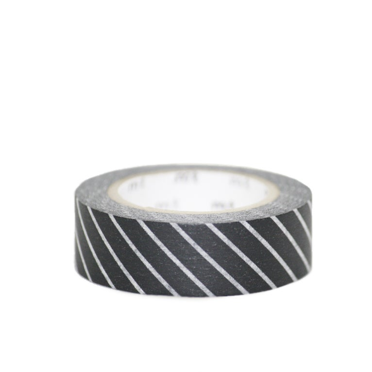 Image of MT Washi Tape - Black