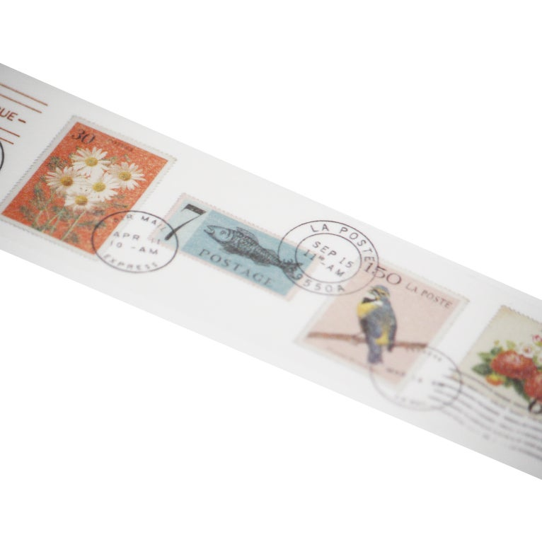 Image of MT Washi Tape - Stamp
