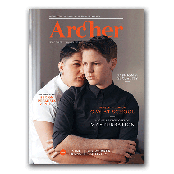 Image of ARCHER MAGAZINE #3 - 2015