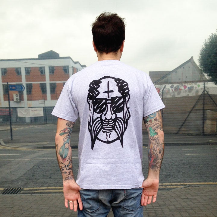 Image of Vlad T Shirt - Grey