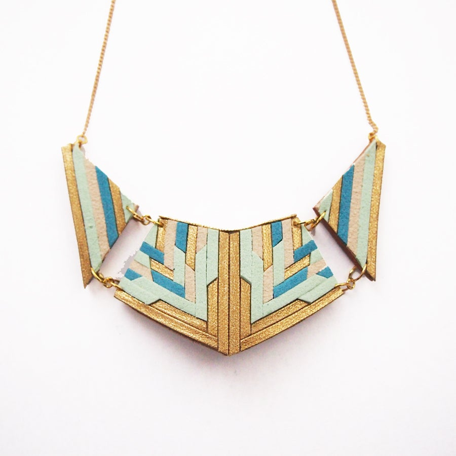 Image of 3-piece statement necklace (s)