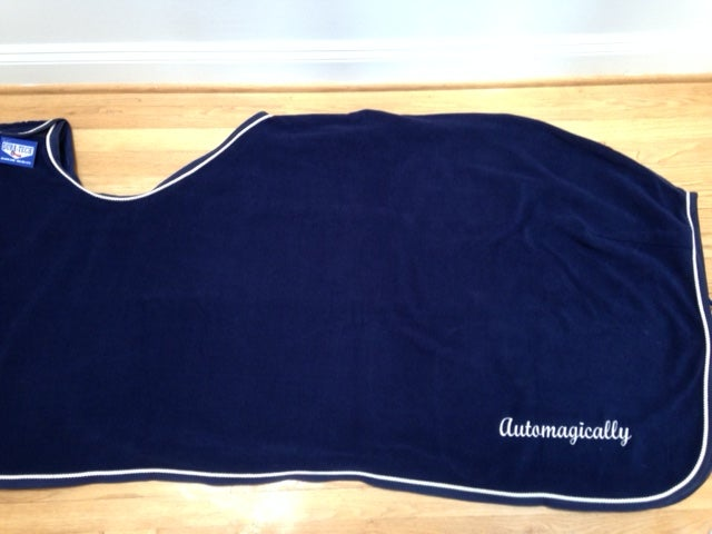 Image of Polar Fleece Exercise Rug