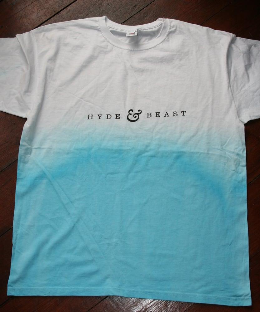 Image of Dip Dye Hyde & Beast T Shirt