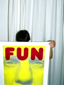 Image of FUN poster