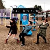 "Image of FAT CREEPS SPLIT 12"" w/ ZEBU!"