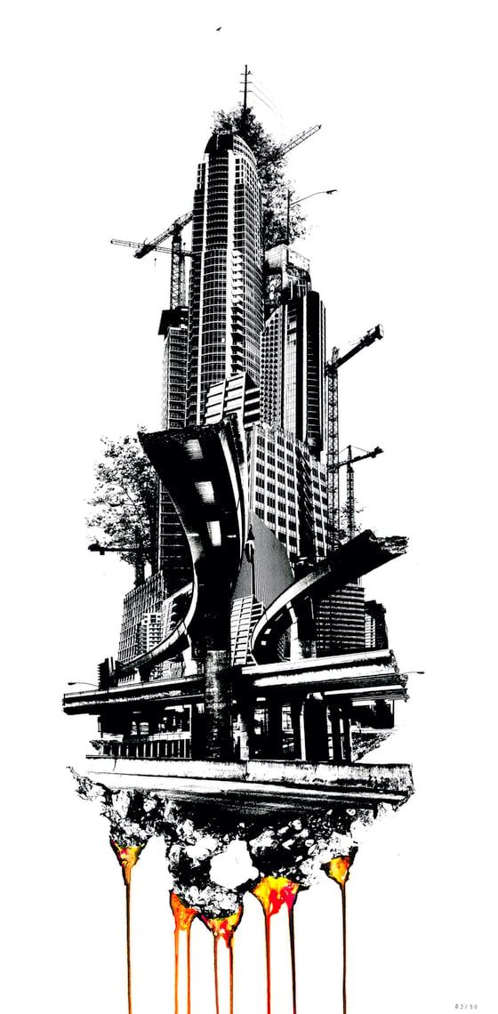 Image of Urbanscape : A7 : color