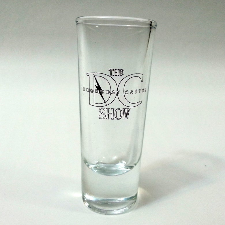 Image of DC Show Shot Glass (2oz)