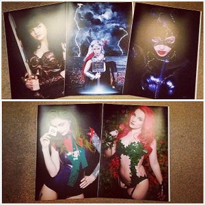 Image of A3 Poster Prints - Cosplay