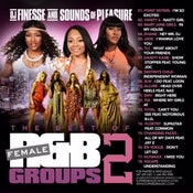 Image of FEMALE R&B GROUPS MIX VOL. 2