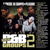 Image of MALE R&B GROUPS MIX VOL. 2