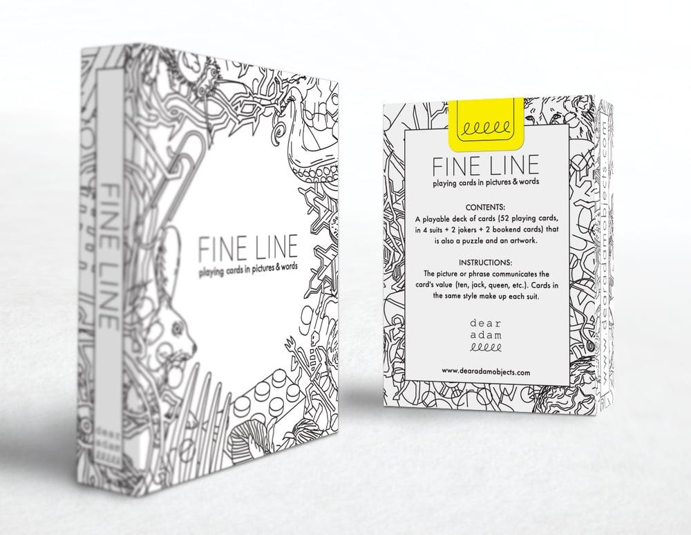 Image of FINE LINE