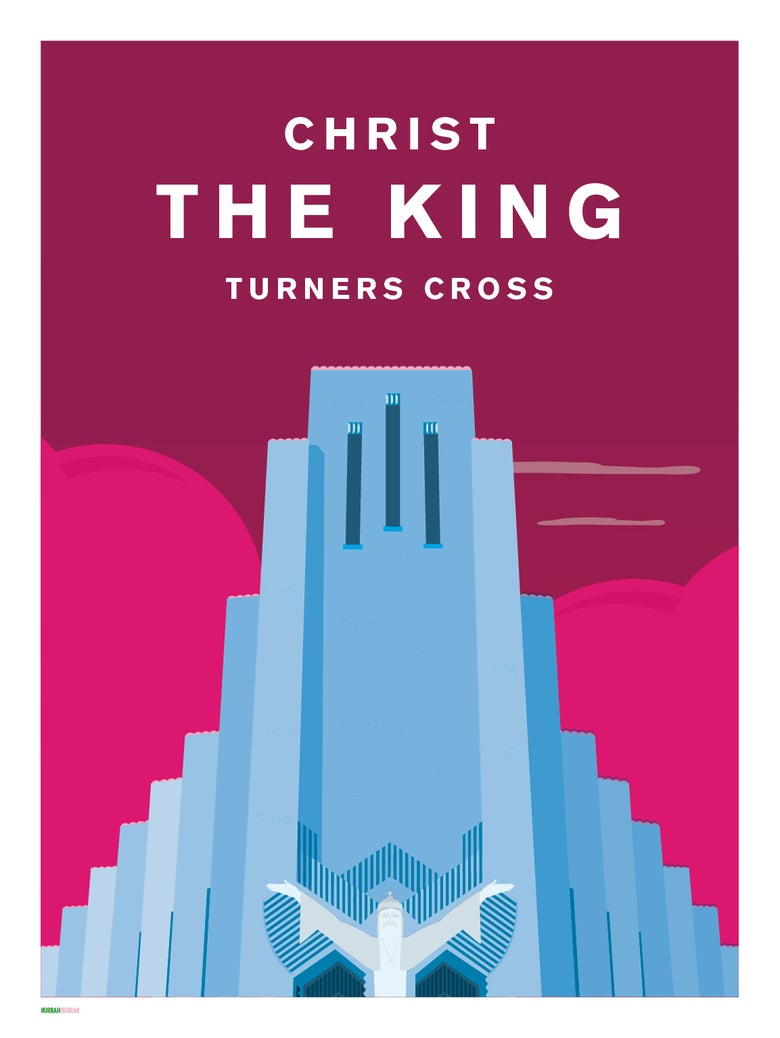 Image of Christ the King Turners Cross