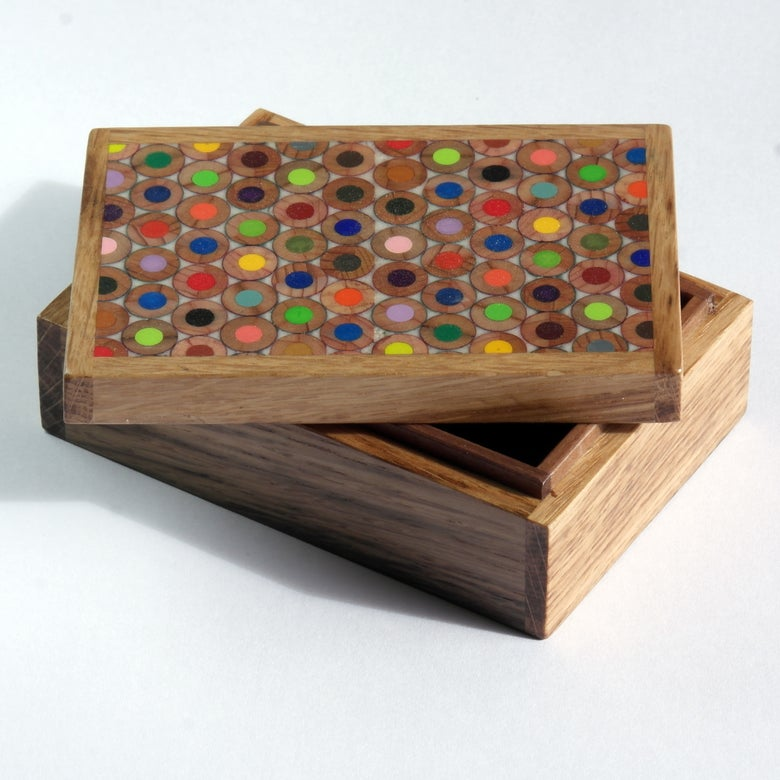 Image of medium trinket box