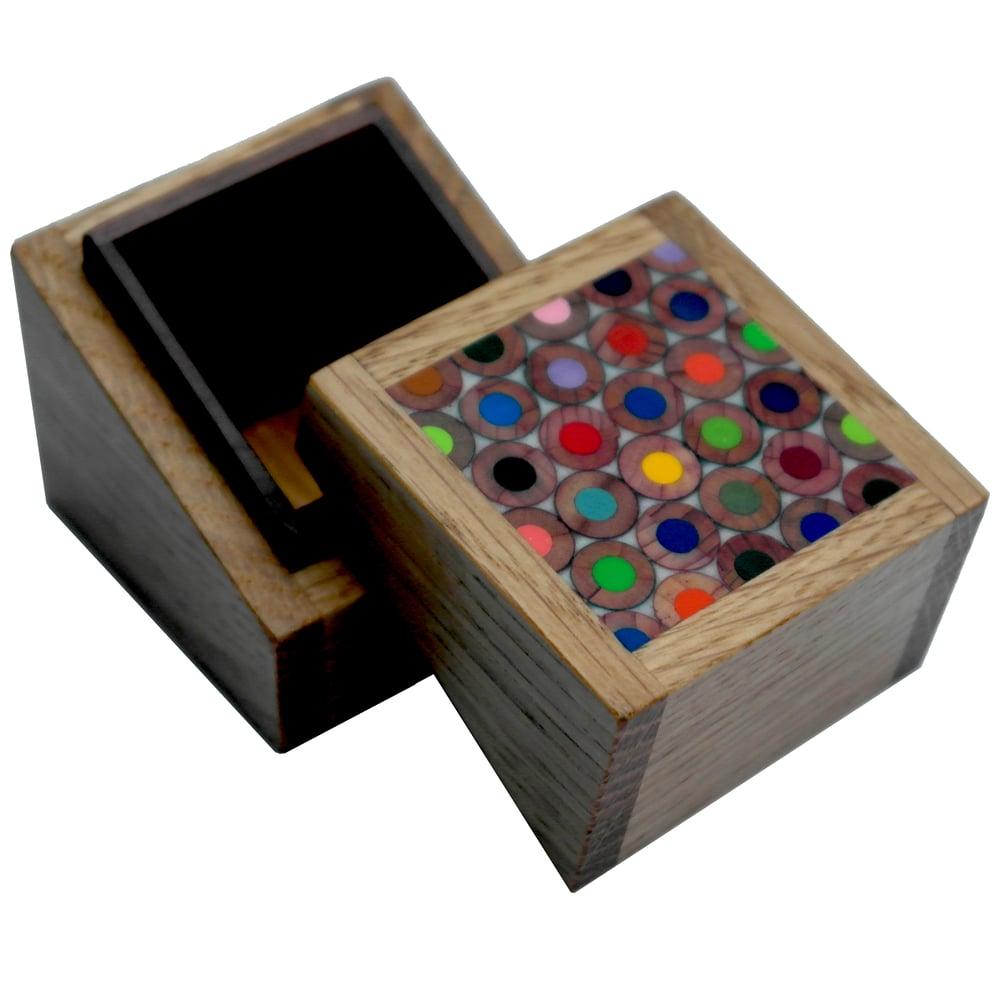 Image of cube box