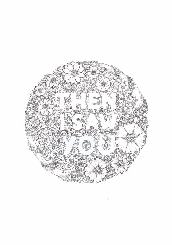 Image of Then I saw you