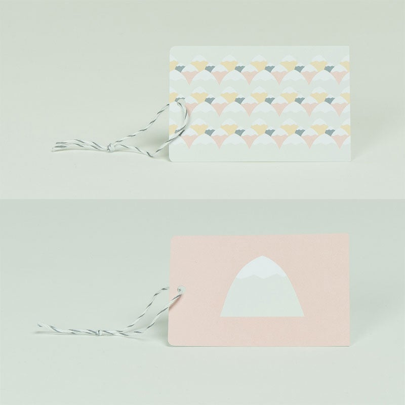 Image of Markrun Gift Tags (6 tags)