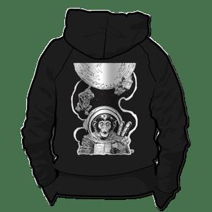 Image of Moonrock Monkeys *Hoodie & Crewneck Sweater*
