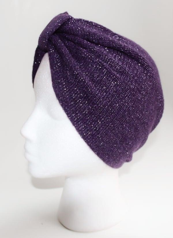 Image of Purple Bow