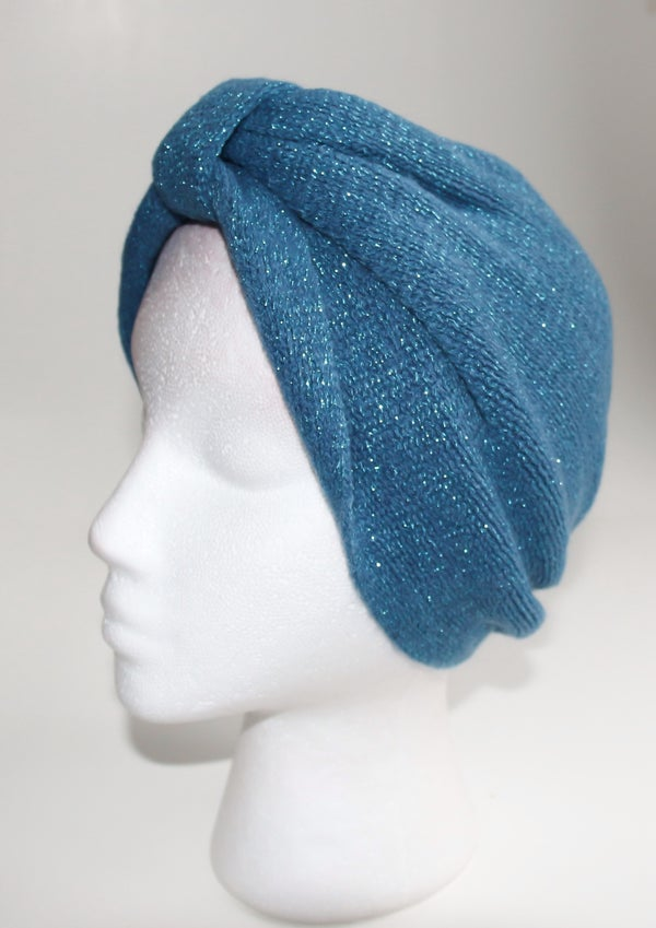 Image of Blue Bow