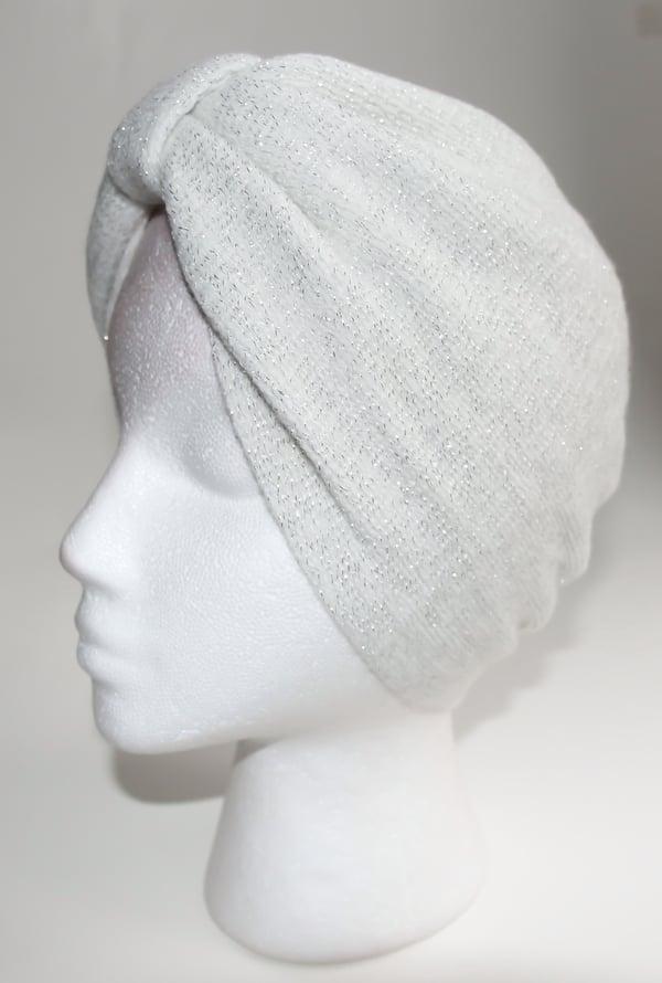 Image of White Bow