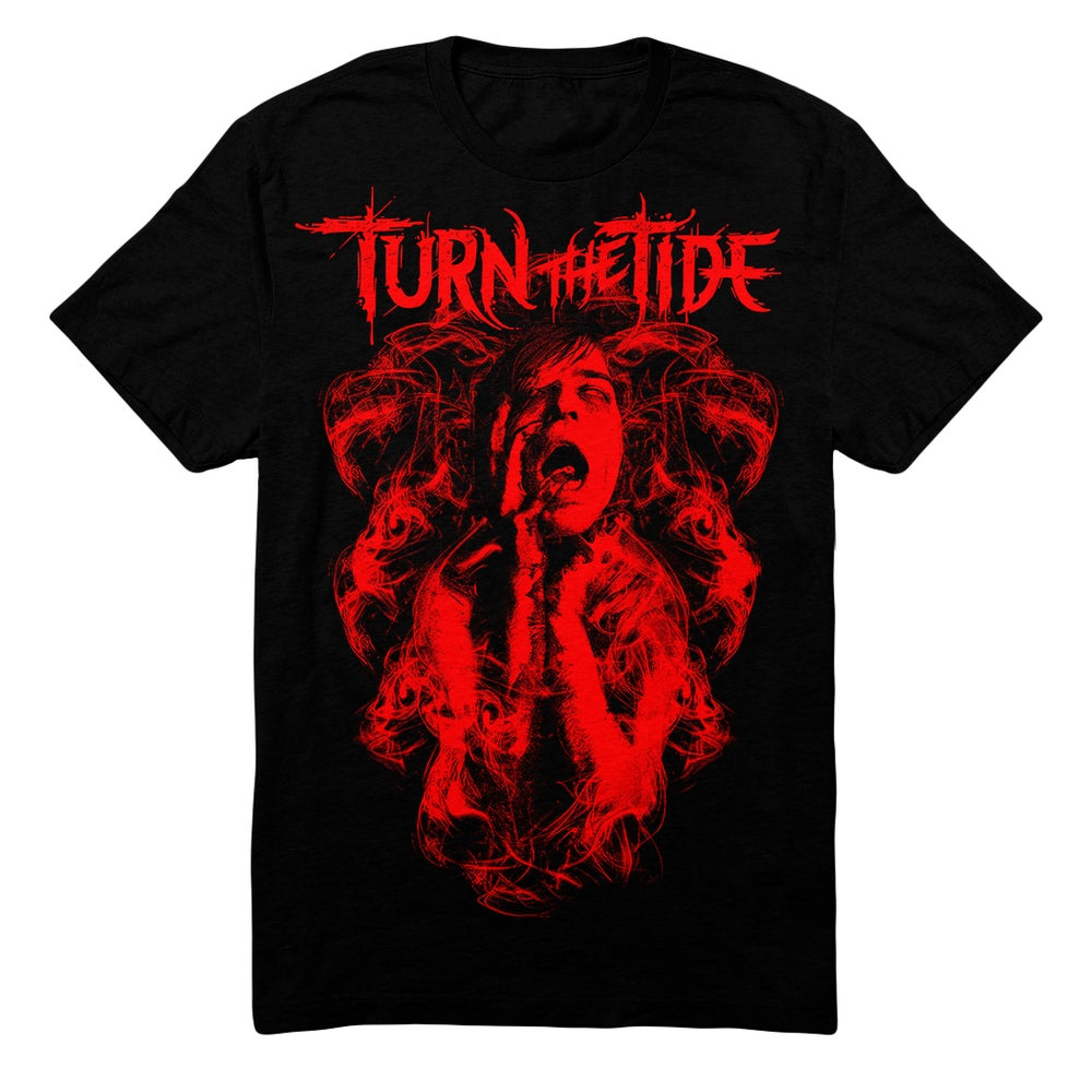 """Image of Turn The Tide """"Posession"""" tee"""