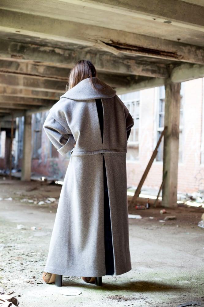 Image of Panel Coat