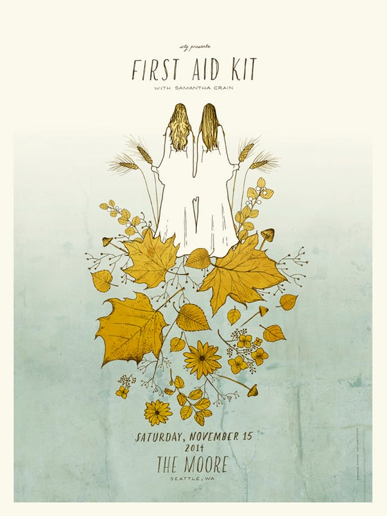 Image of First Aid Kit / Seattle / 2014