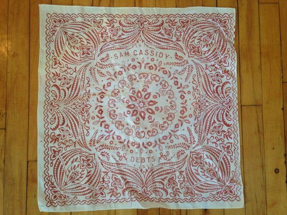 Image of Debts Bandana
