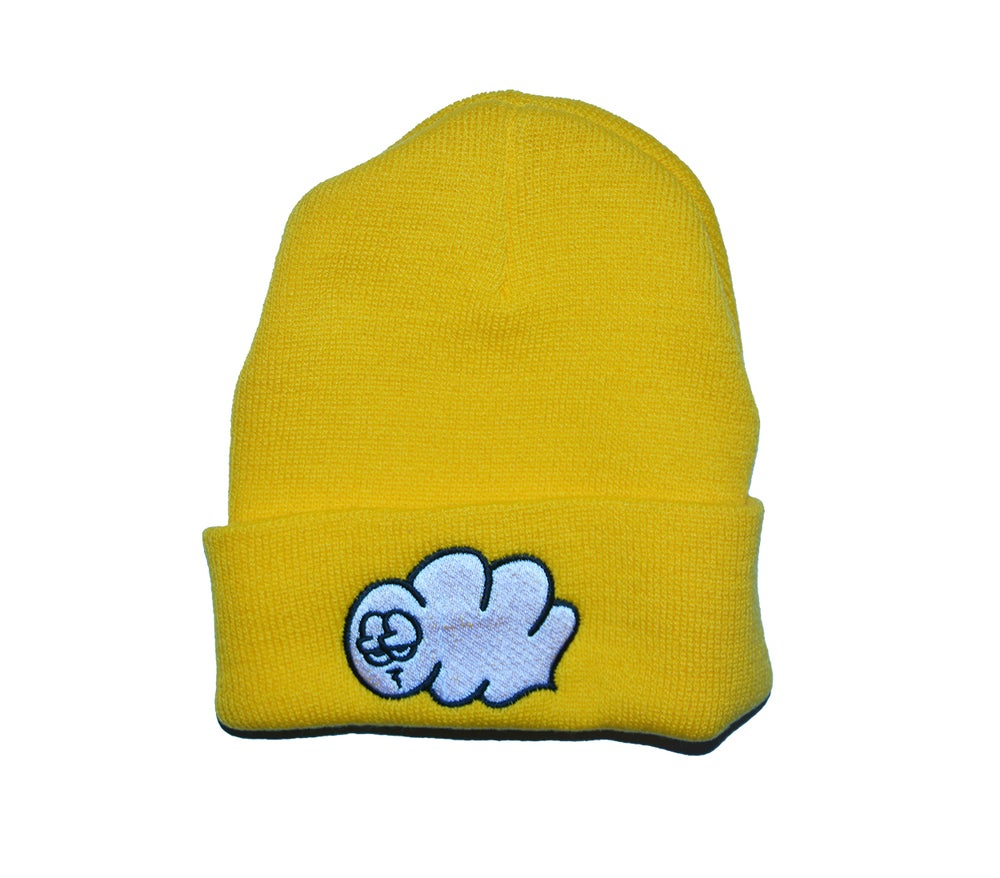 Image of Gold Smokesmen Beanie