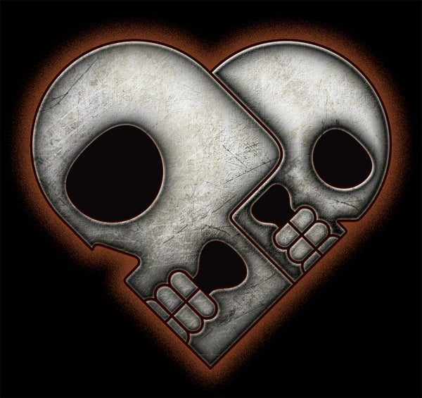 Image of Love&Hate for Neatoshop - T-shirts