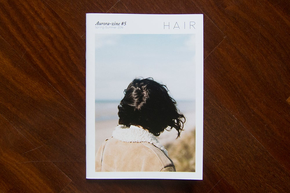 Image of AURORA-ZINE #5 HAIR